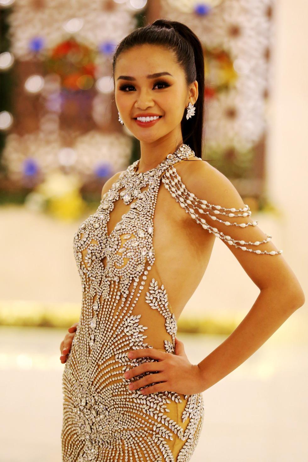 Dự đoán top 5 Hoa hậu hoàn vũ Việt Nam 2017 tối nay - Ảnh 7.