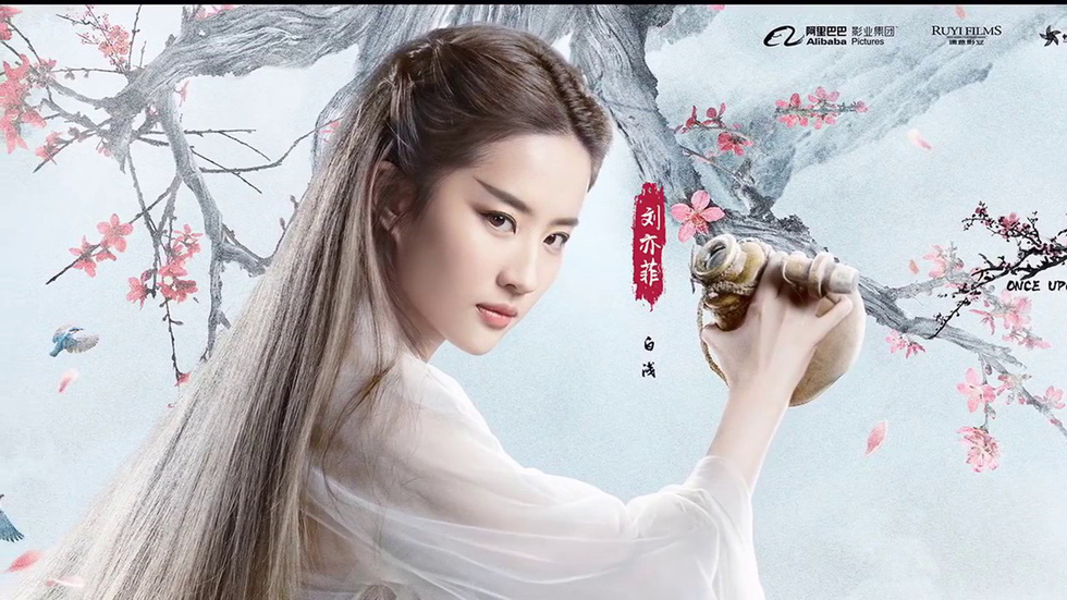 Lưu Diệc Phi, Triệu Lệ Dĩnh... phủ sóng màn ảnh Hoa ngữ - Ảnh 9.
