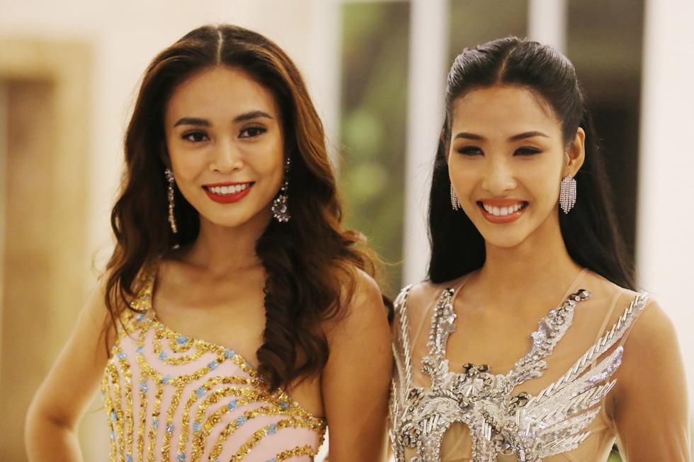Dự đoán top 5 Hoa hậu hoàn vũ Việt Nam 2017 tối nay - Ảnh 2.