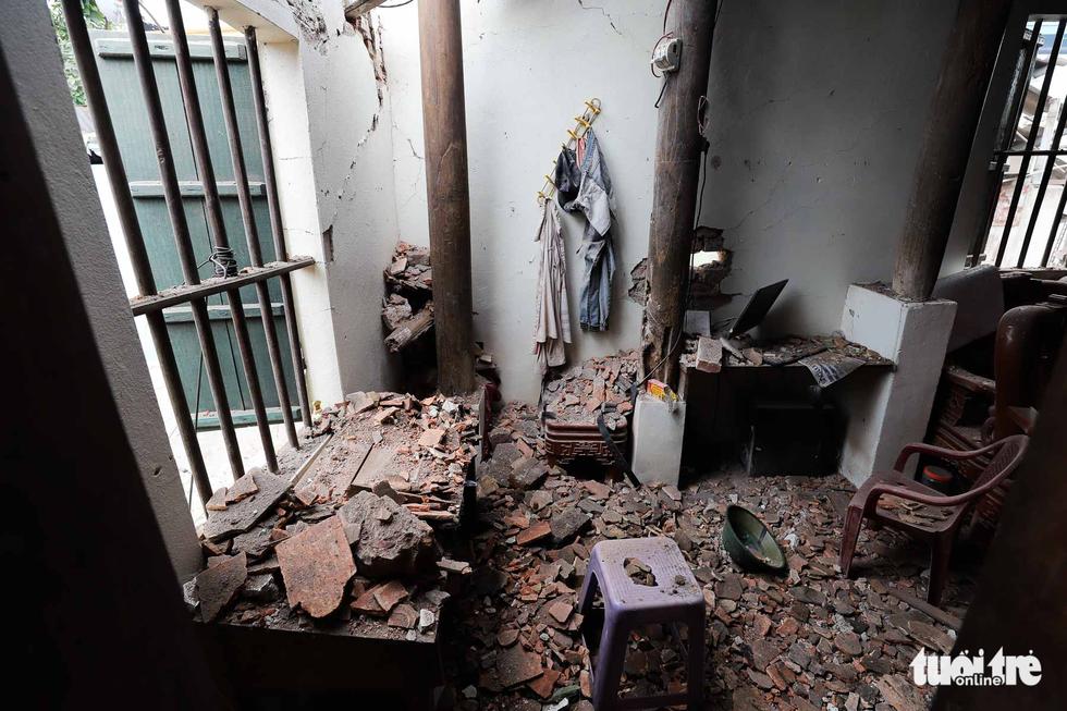 Hiện trường kinh hoàng vụ nổ kho phế liệu ở Bắc Ninh - Ảnh 12.