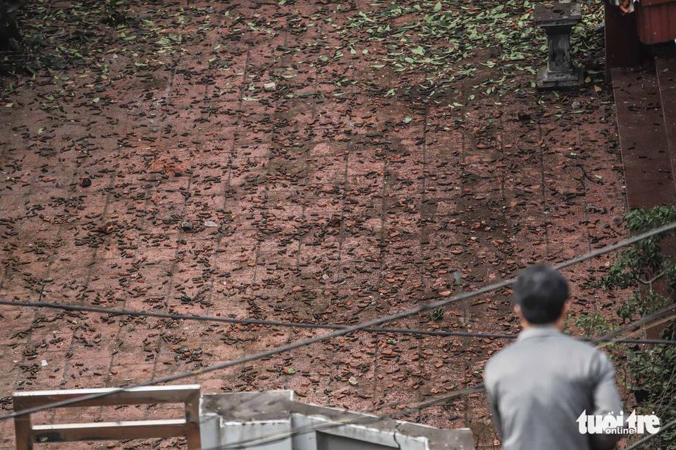 Hiện trường kinh hoàng vụ nổ kho phế liệu ở Bắc Ninh - Ảnh 16.
