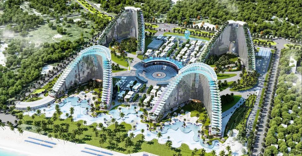 Sắp ra mắt dự án nghỉ dưỡng - giải trí The Arena tại Nha Trang - Ảnh 2.
