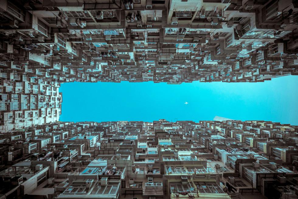Montane Mansion - chung cư nhìn mỏi cổ ở Hong Kong - Ảnh 2.