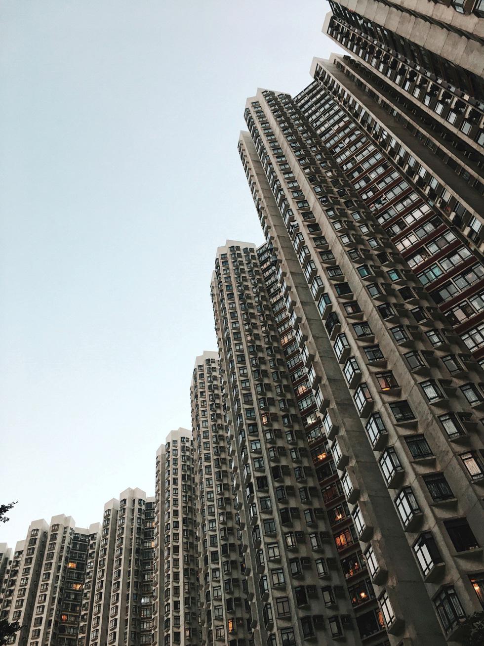 Montane Mansion - chung cư nhìn mỏi cổ ở Hong Kong - Ảnh 3.