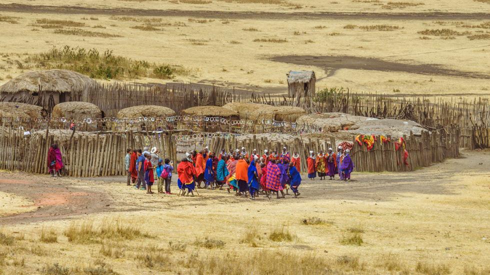 Thăm làng người Maasai - nơi đàn ông được cưới nhiều vợ - Ảnh 2.