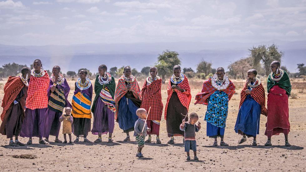 Thăm làng người Maasai - nơi đàn ông được cưới nhiều vợ - Ảnh 3.