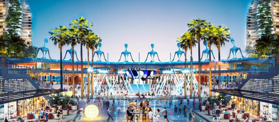 Sắp ra mắt dự án nghỉ dưỡng - giải trí The Arena tại Nha Trang - Ảnh 3.