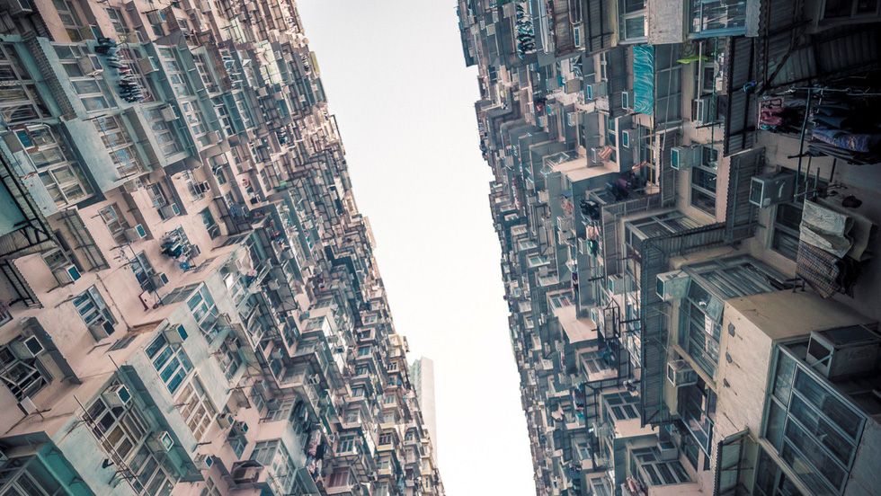 Montane Mansion - chung cư nhìn mỏi cổ ở Hong Kong - Ảnh 4.