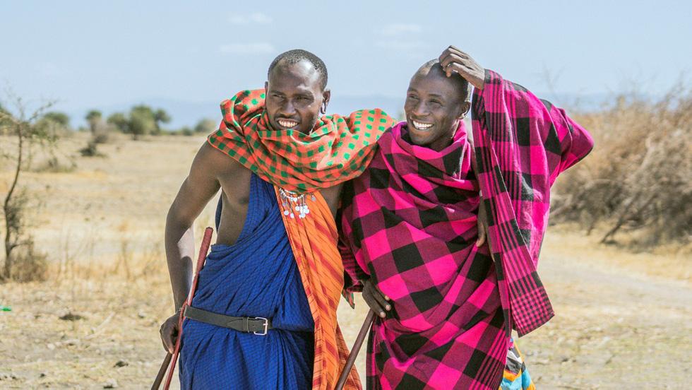 Thăm làng người Maasai - nơi đàn ông được cưới nhiều vợ - Ảnh 9.