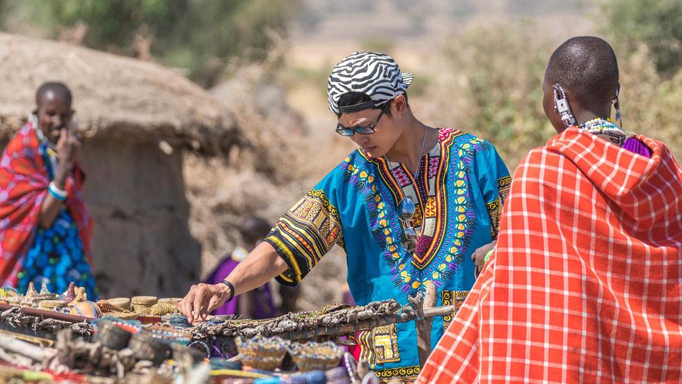 Thăm làng người Maasai - nơi đàn ông được cưới nhiều vợ - Ảnh 10.