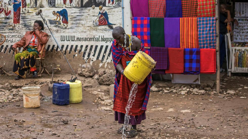 Thăm làng người Maasai - nơi đàn ông được cưới nhiều vợ - Ảnh 11.