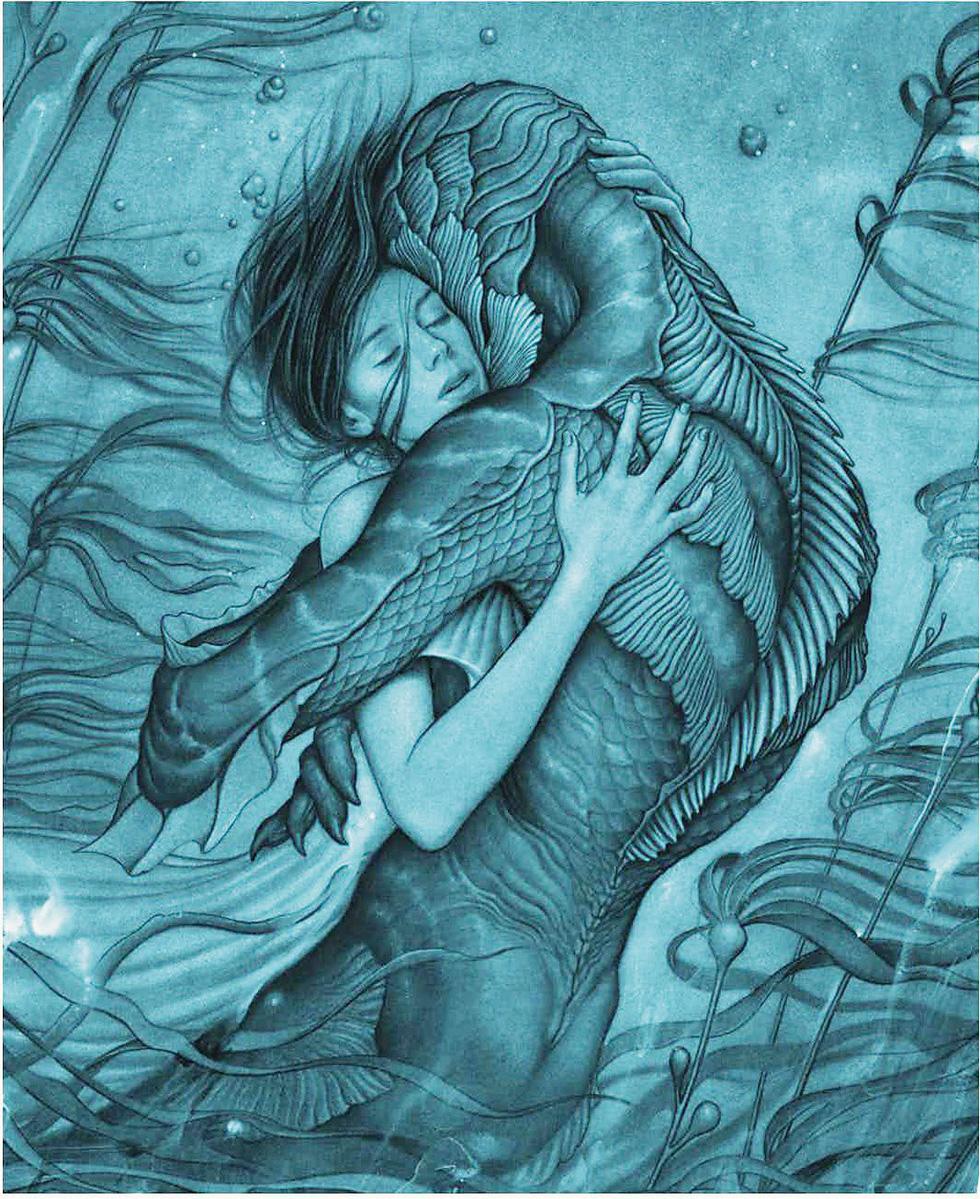 The shape of water - Tình yêu trong hình hài của nước - Ảnh 9.