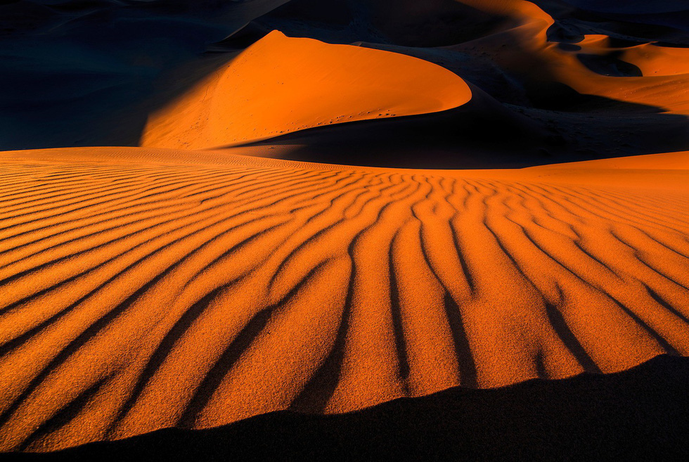 Sắc màu hoang dã Namibia - Ảnh 5.
