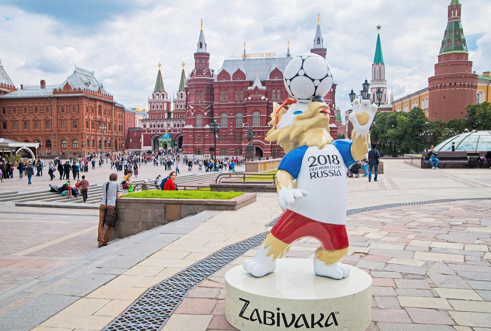 Xem bóng đá theo dòng Volga - Ảnh 1.