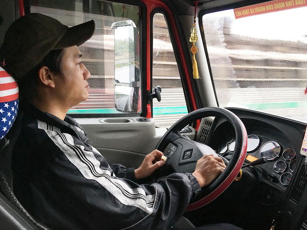 Lái xe container: Hành trình 2.000 cây số - Ảnh 5.