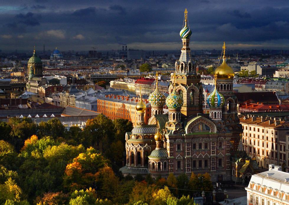 Vẻ đẹp kì ảo của các địa danh nổi tiếng nhìn từ flycam - Ảnh 14.