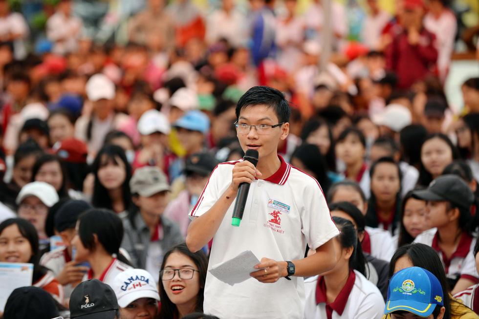 Từ 20-1, Tuổi Trẻ tư vấn tuyển sinh-hướng nghiệp tại 17 tỉnh thành - Ảnh 1.