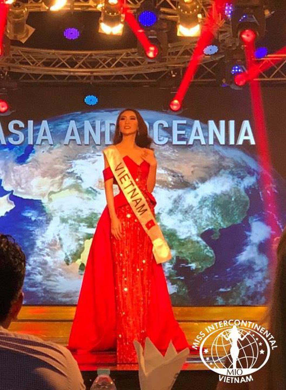 Tường Linh đoạt giải Hoa hậu được yêu thích nhất - Ảnh 4.