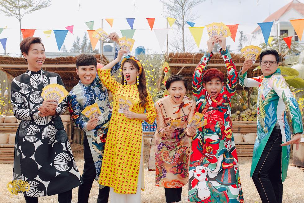 Jun Phạm bắt tay Mew Amazing ra mắt MV Về quê ăn Tết - Ảnh 9.