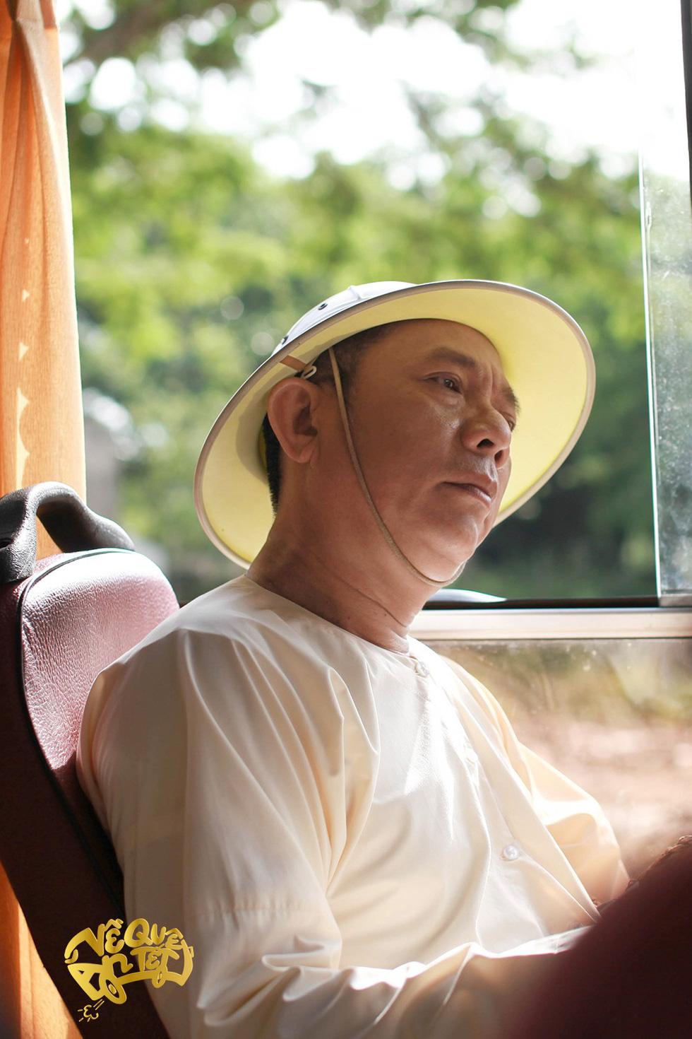 Hết làm đả nữ, Ngô Thanh Vân lầy lội làm tài xế xe đò! - Ảnh 6.