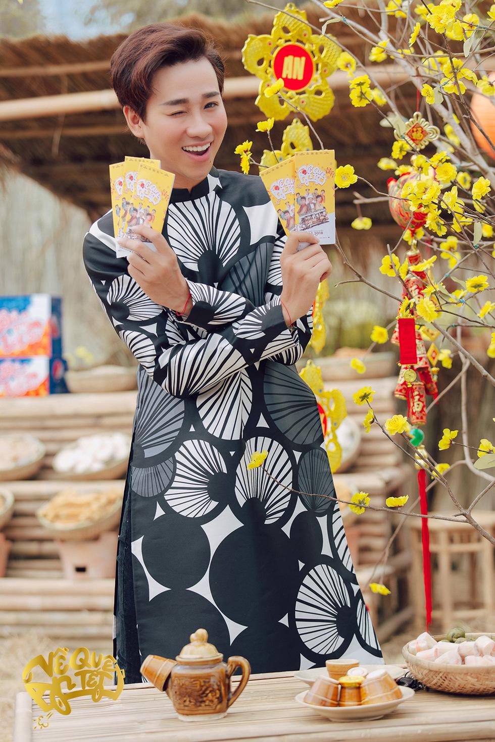 Jun Phạm bắt tay Mew Amazing ra mắt MV Về quê ăn Tết - Ảnh 7.