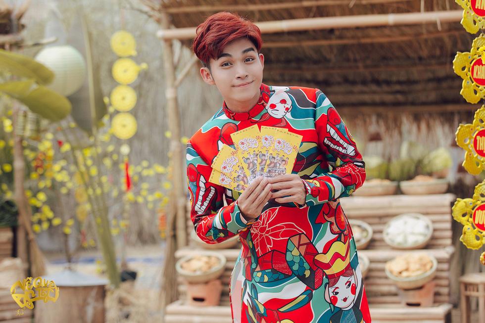 Jun Phạm bắt tay Mew Amazing ra mắt MV Về quê ăn Tết - Ảnh 5.