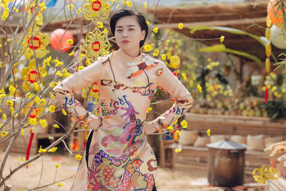 Jun Phạm bắt tay Mew Amazing ra mắt MV Về quê ăn Tết - Ảnh 4.