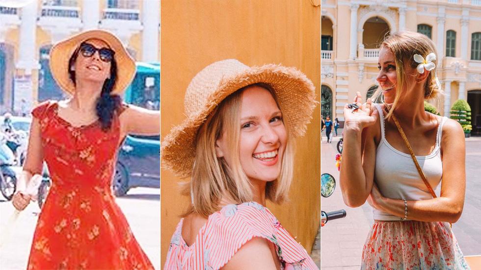 Việt Nam rực rỡ trong mắt  3 nữ blogger nổi tiếng - Ảnh 1.