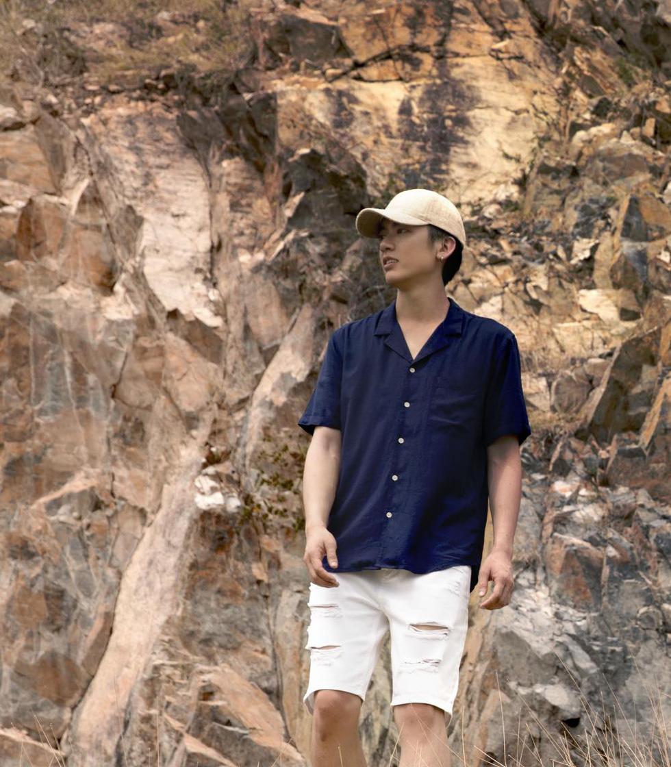 Brian Trần giới thiệu phong cách tối giản của The simple life - Ảnh 4.