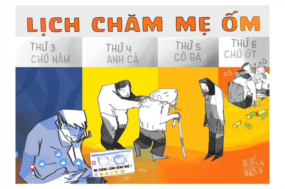 Ám ảnh với văn hóa ứng xử trên mạng qua tranh biếm họa Rồng Tre - Ảnh 7.