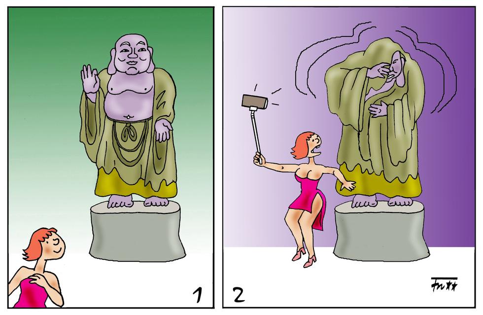 Ám ảnh với văn hóa ứng xử trên mạng qua tranh biếm họa Rồng Tre - Ảnh 18.