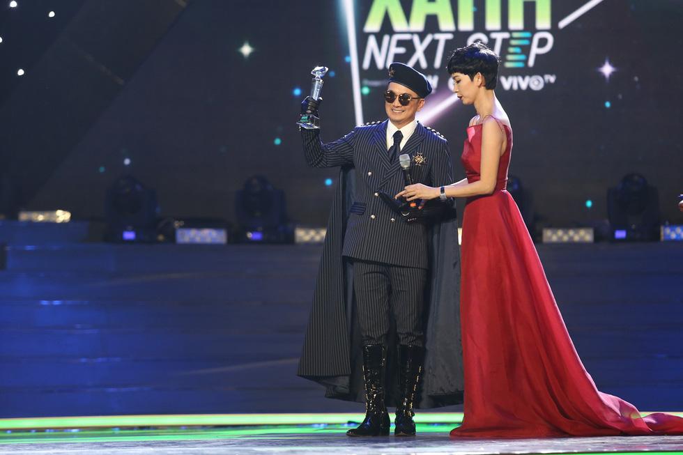 Bùa yêu thắng 6 giải Làn sóng xanh 2018 - Ảnh 9.