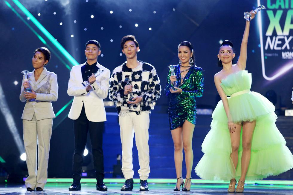 Bùa yêu thắng 6 giải Làn sóng xanh 2018 - Ảnh 10.