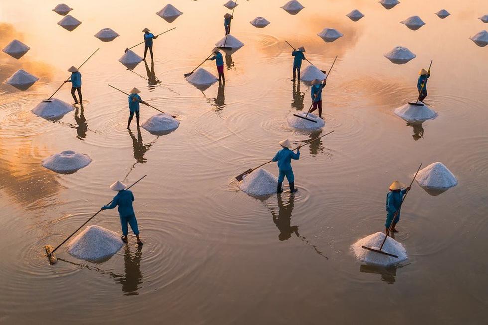 Hoa lưới tại Phú Yên đoạt giải nhì cuộc thi ảnh flycam quốc tế - Ảnh 3.