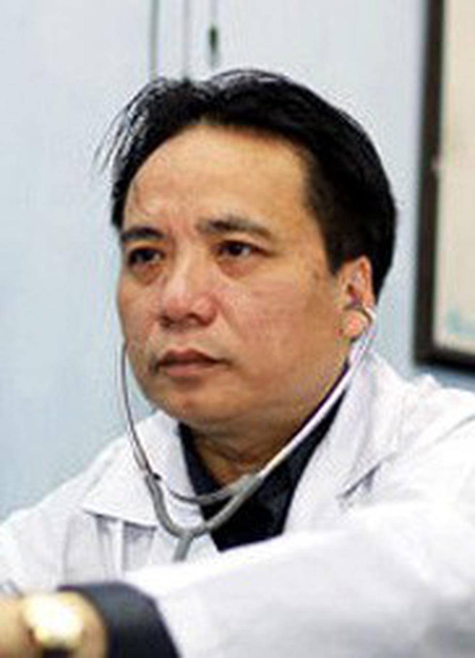 Bác sĩ Trần Ngọc Lương