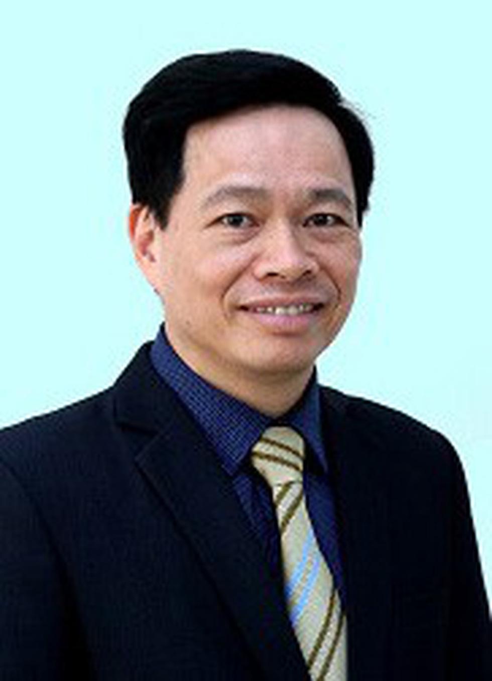 GS-TS Nguyễn Thế Hoàng