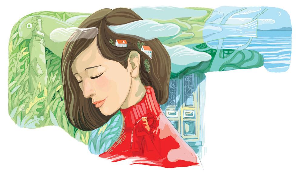 Chồi non - truyện ngắn của Nguyễn Phan Quế Mai - Ảnh 1.