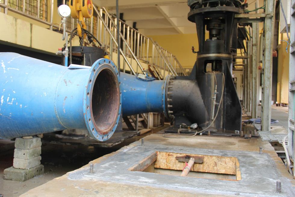 Sau khát nước Đà Nẵng chi 24 tỷ làm đường ống đề phòng nhiễm mặn - Ảnh 1.