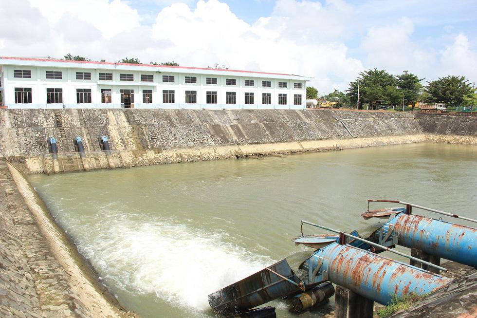 Sau khát nước Đà Nẵng chi 24 tỷ làm đường ống đề phòng nhiễm mặn - Ảnh 3.