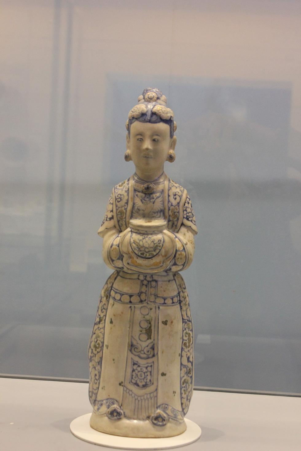 Bí ẩn về người phụ nữ trẻ trên con tàu cổ bị đắm ở Cù Lao Chàm - Ảnh 10.