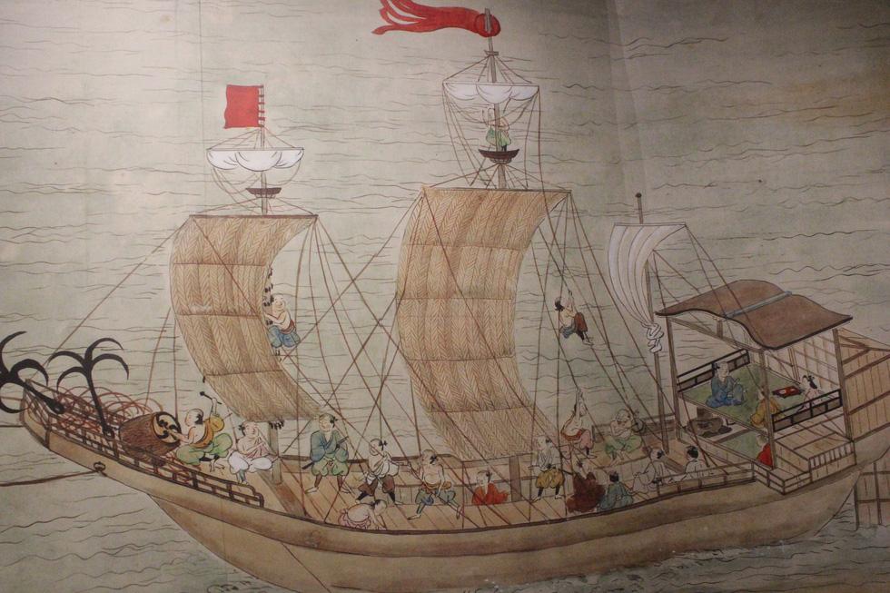 Bí ẩn về người phụ nữ trẻ trên con tàu cổ bị đắm ở Cù Lao Chàm - Ảnh 1.