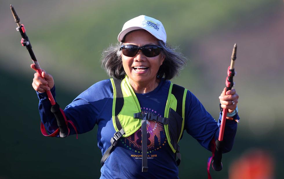 Trần Duy Quang vô địch cự ly 70km tại Vietnam Trail Marathon 2019 - Ảnh 2.