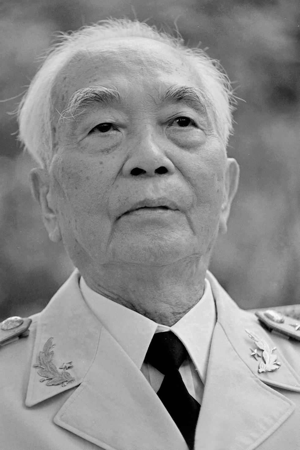 Xem những bức ảnh quý hiếm về Đại tướng Võ Nguyên Giáp - Ảnh 6.