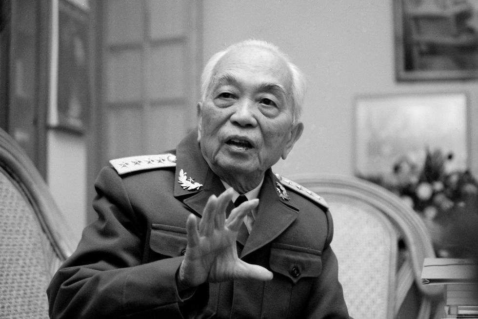 Xem những bức ảnh quý hiếm về Đại tướng Võ Nguyên Giáp - Ảnh 7.