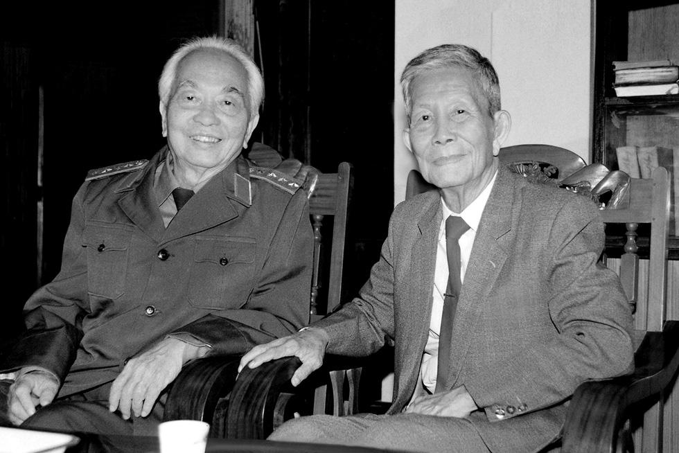 Xem những bức ảnh quý hiếm về Đại tướng Võ Nguyên Giáp - Ảnh 10.