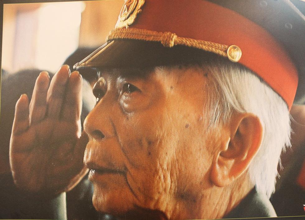 Xem những bức ảnh quý hiếm về Đại tướng Võ Nguyên Giáp - Ảnh 9.