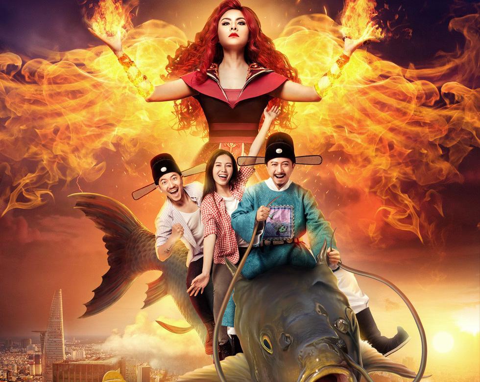 Đường đua phim Tết 2019: 4 phim nội đấu cùng 3 phim ngoại - Ảnh 7.