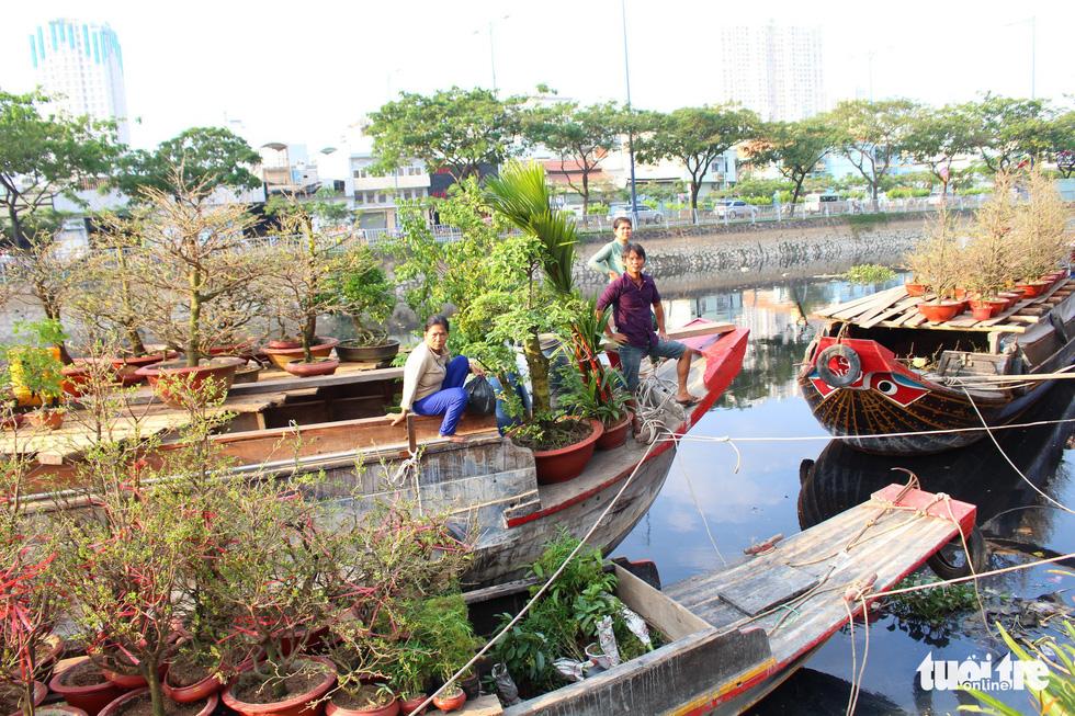 TP.HCM những ngày trên bến - dưới thuyền - công viên ngập hoa, kiểng - Ảnh 13.
