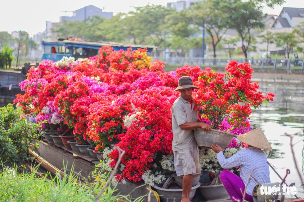 TP.HCM những ngày trên bến - dưới thuyền - công viên ngập hoa, kiểng - Ảnh 11.