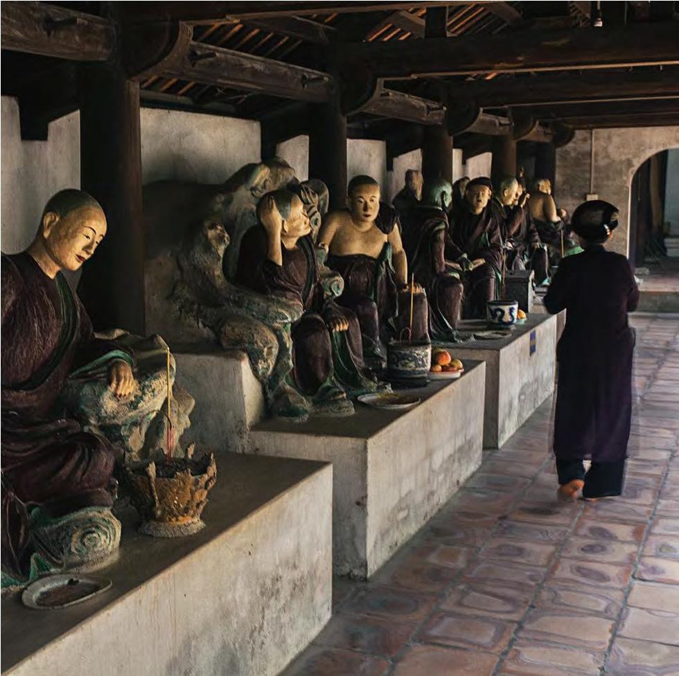 Những ngôi chùa Việt: Bằng chứng về sự giàu có văn hóa và bản sắc - Ảnh 5.